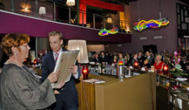 Apollo Hotel Almere feestelijk geopend