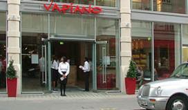 Vapiano opent in Londen