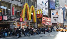Vijfde van Amerikanen eet om de dag fastfood