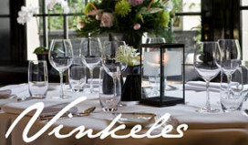 Restaurant The Dylan heet Vinkeles