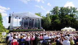 Klassiek concert op landgoed Lauswolt