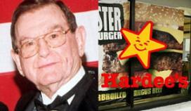 Oprichter Hardee's overleden