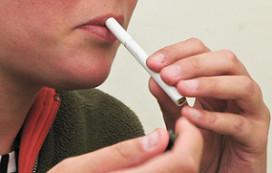 Roken in feesttenten van de baan