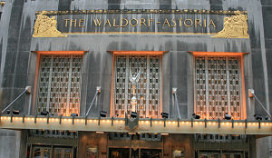 Waldorf-Astoria gaat naar Canada