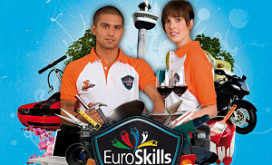 Jeugdkampioenen naar Euroskills