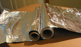 Te veel aluminium in voeding