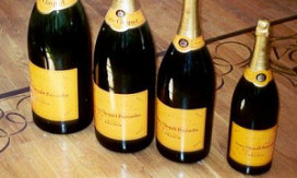 Bijzondere champagne gevonden