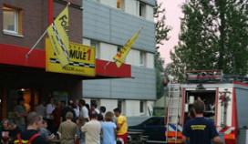 Formule 1 hotel ontruimd vanwege brand