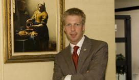 Niek Beute nieuwe maître Vermeer