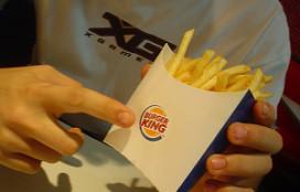 Burger King naar Suriname