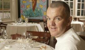 Martin Kruithof kookt voor daklozen
