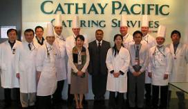 Beste onboard catering bij Cathay, Austrian, Qantas