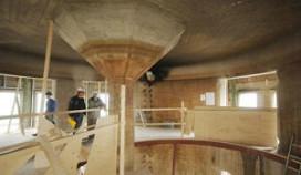 Verbouwing Hof van Sonoy in volle gang