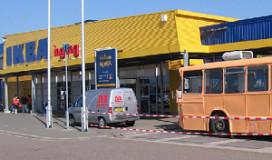 Ikea Heerlen kan 650 eters aan