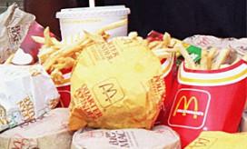 Dief laat kind in McDonald's wachten