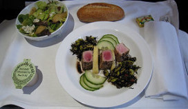 El Harouchi maakt maaltijden KLM