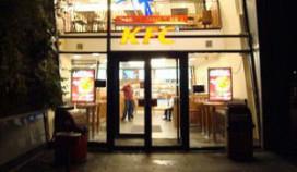 Overval KFC Amsterdam