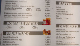 McDonald's Duitsland breidt ontbijt verder uit