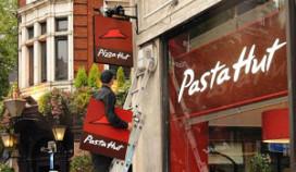 Pizza Hut UK wordt Pasta Hut