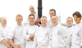 Nationaal team klaar voor Culinaire Olympiade