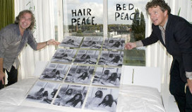 Lennon en Ono terug in Hilton