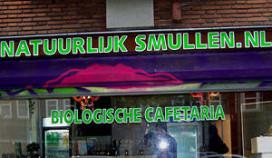 Eerste biologische cafetaria Nederland open