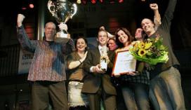 Team Willem de Boer 'overweldigd' door eer