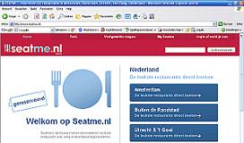 SeatMe zet restaurantwereld op zijn kop