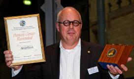 Bier en Gastronomie Award voor Caruso