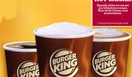 'Koffie Burger King absoluut bocht