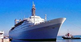 Zorgen om SS Rotterdam