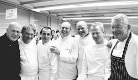 ROC Mondriaan viert verjaardag met topkoks