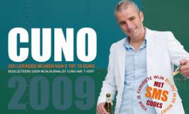 Wijngids Cuno 2009 pakt prijs