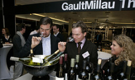 Reeks van topkoks op Wine Professional