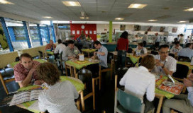 Omzet eigen beheer bedrijfsrestaurants stijgt