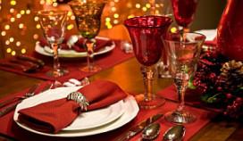 Prijs kerstmenu gestegen tot 52,40 euro
