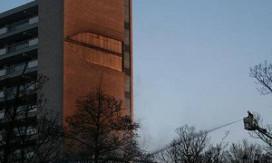 Hotel vangt Haagse flatbewoners op