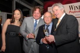 Diamond Award voor Joop Braakhekke