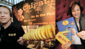 Nieuwe' aardappelsnack Chipstix wellicht illegale kopie