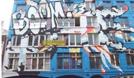 Amsterdam wil café krakersbolwerk sluiten