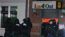 Moordverdachte Rotterdams café vrij