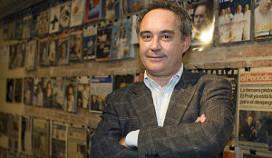 Ferran Adrià promoot nieuw boek in Nederland