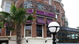 Schevenings restaurant Bali dicht