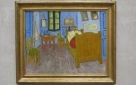 Unieke Van Gogh-kamer in Hilton Amsterdam