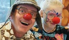 McDonald's award voor Clown Powie