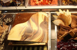 IJstrend: chocolade en cheese cake