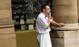 'Rokend personeel gezonder in rookvrij café