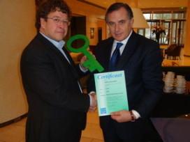 Hilton Amsterdam krijgt milieukeurmerk