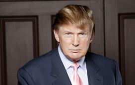 Donald Trump zegt noodlijdende horeca vaarwel