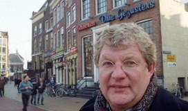Sjoerd Kooistra stapt in uitgeverij